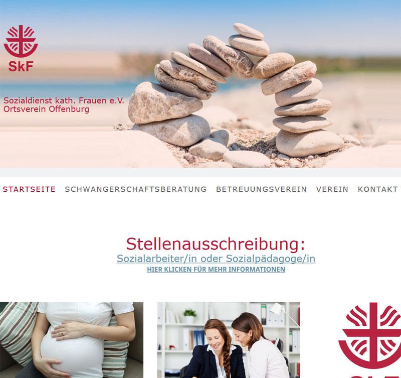 SKF Sozialdienst katholischer Frauen e.V.