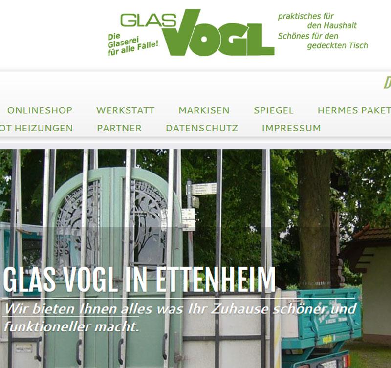 Glas Vogl in Ettenheim